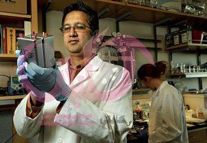 تكنولوجيا النانو فلتر السيليكون nanofilter