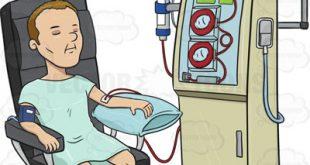 مضاعفات غسيل الكلي الفيزيائية والآثار الجانبية