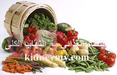 التهاب الكلى والنظام الغذائي