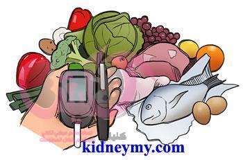 الاطعمة المفيدة والضارة لمرضي السكر