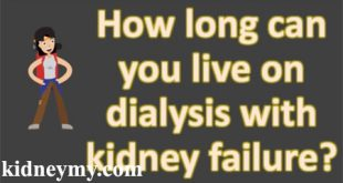How long can you live without dialysis