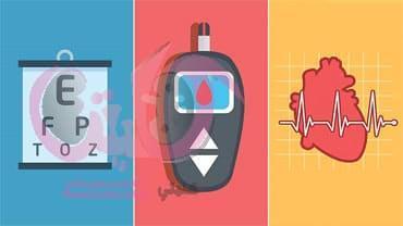 الإصابة بمرض السكري مخاطر صحية محتملة