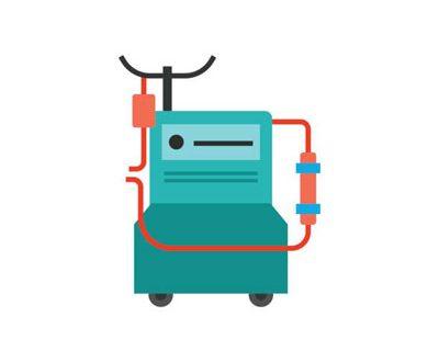 معلومات عن غسيل الكلى والعلاج الكلوي البديل (RRT)