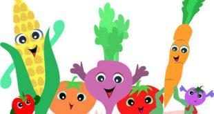 تناول الفواكه والخضروات الطازجة
