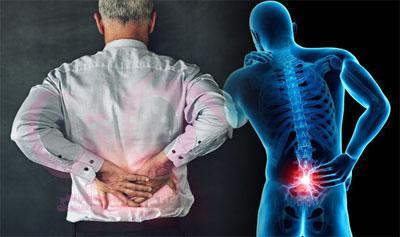 الألم في ظهرك والألم بسبب كليتك