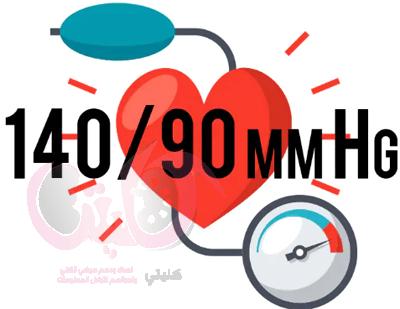 كيف يسبب ارتفاع ضغط الدم الفشل الكلوي