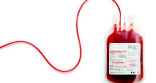 ردود فعل نقل الدم