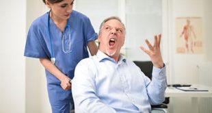 السلوك الصعب لمرضى غسيل الكلى