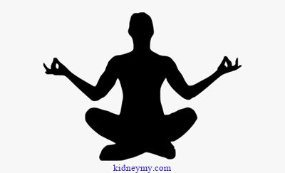 Yoga treats the thyroid gland
