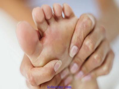 ألم مفصل شديد والنقرس وهل يسبب الفشل الكلوي
