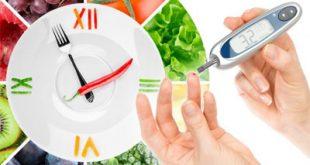 طرق ضبط مستوي السكر صائم وفاطر