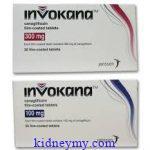 دواء إنفوكانا Invokana