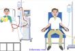 علاج غسيل الكلى لمرضي الفشل الكلوي الحاد والمزمن