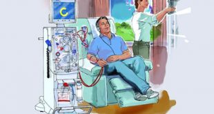 عملية نقل الدم أثناء غسيل الكلى