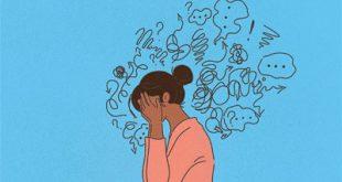 نصائح التعامل مع القلق في 5 خطوات